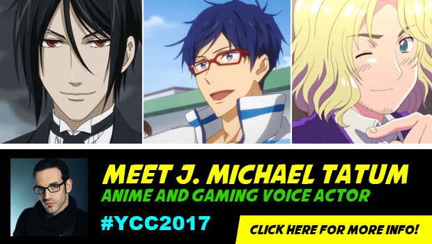 J Michael Tatum joins us for Yorkshire Cosplay Con 2017 at Sheffield Arena Comic Con