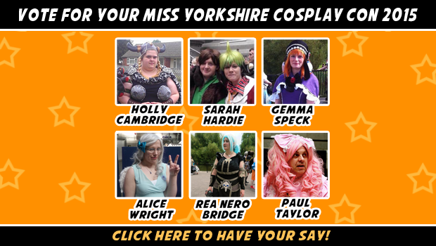 Vote for Yorkshire Cosplay Con